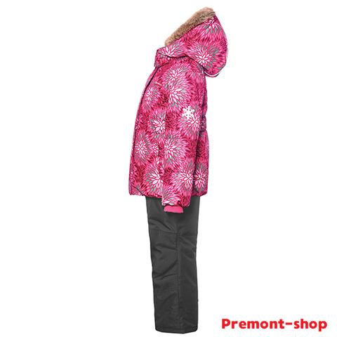 Комплект Premont для девочки Астры в цвету WP91259 PINK
