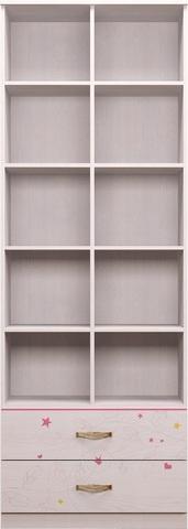 Шкаф комбинированный Принцесса 14 Ижмебель лиственница сибио