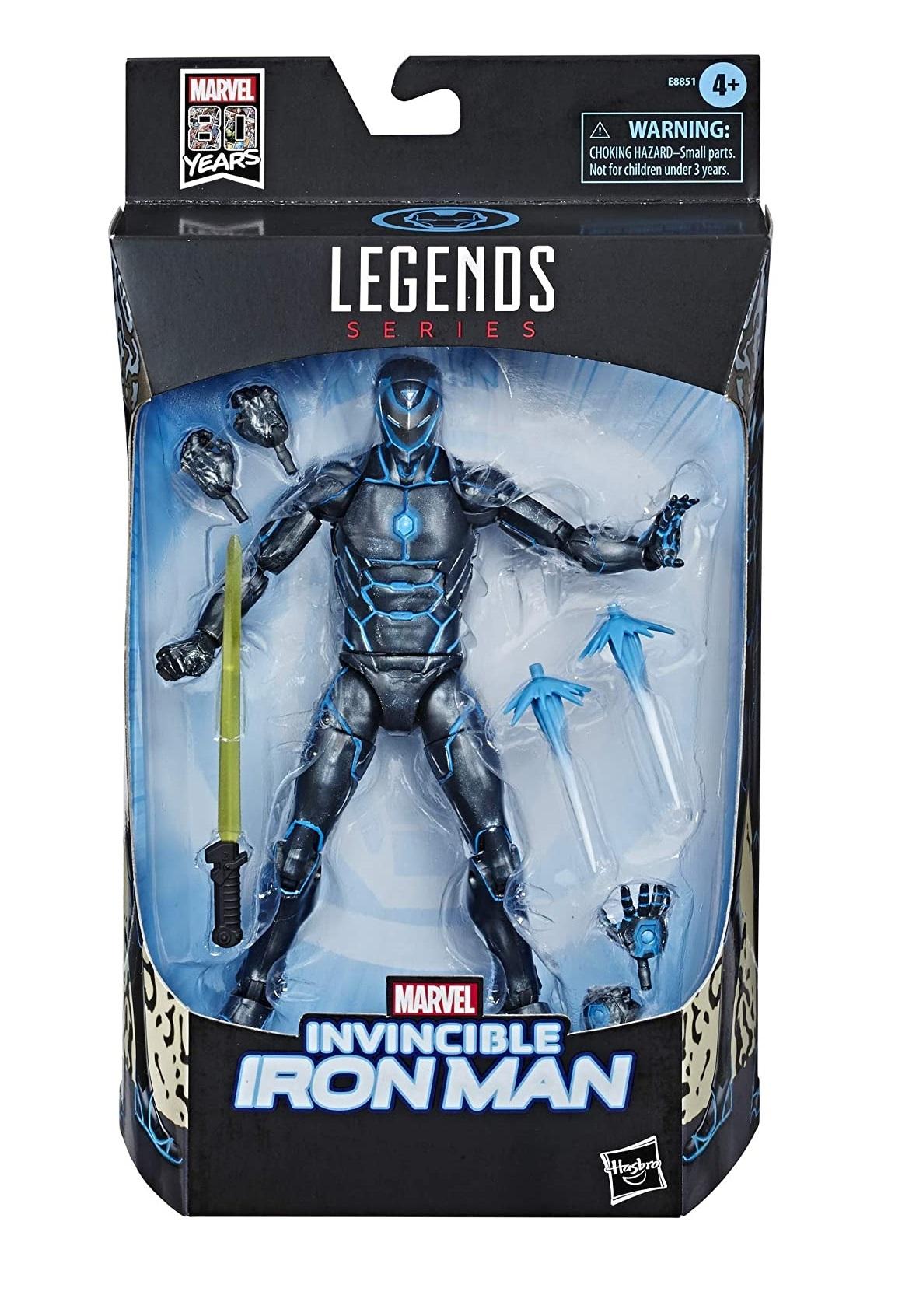 Фигурка Железный Человек (Invincible Iron Man) Marvel Legends 15 см