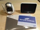 Видеоняня Samsung sew 3053wp купить в официальном магазине