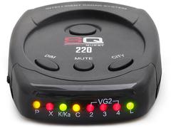 Купить радар-детектор (антирадар) Sound Quest 220 от производителя, недорого с доставкой.