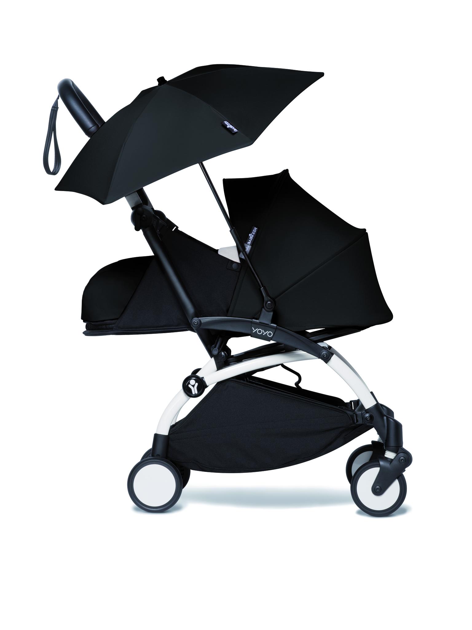 Зонт BabyZen YOYO + Black Черный