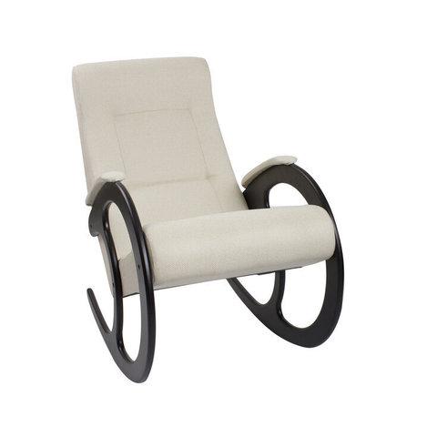 Кресло-качалка Комфорт Модель 3 венге/Malta 01