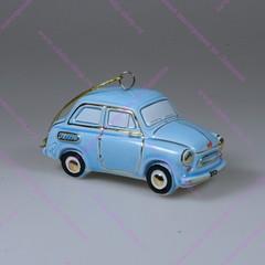 Фарфоровая игрушка ЗАЗ-965 Запорожец