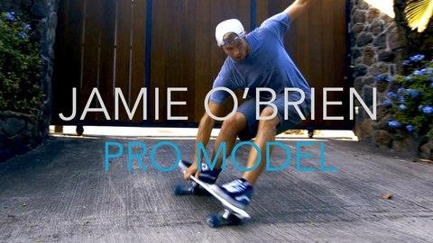 Серфскейт SURFSKATE Jamie O'Brien Pro Model Pipeline