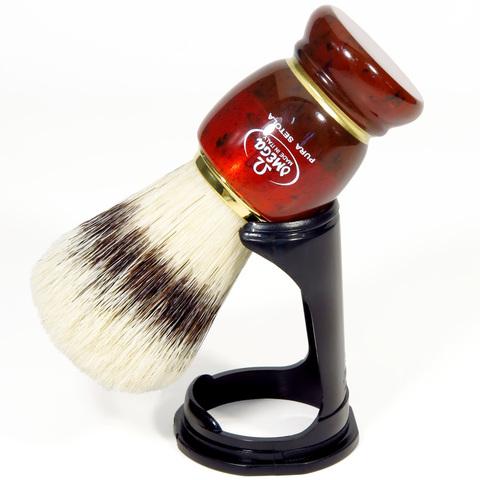 Помазок для бритья Omega 81151 натуральный кабан
