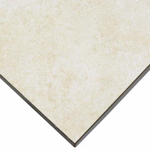 Стол ДАЛАСИ ПЛАСТИК Бежевый гранит / подстолье коричневое / опора №3 коричневая / 110(170)х74см
