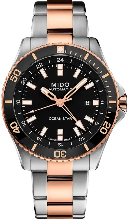 Часы мужские Mido M026.629.22.051.00 Ocean Star Captain