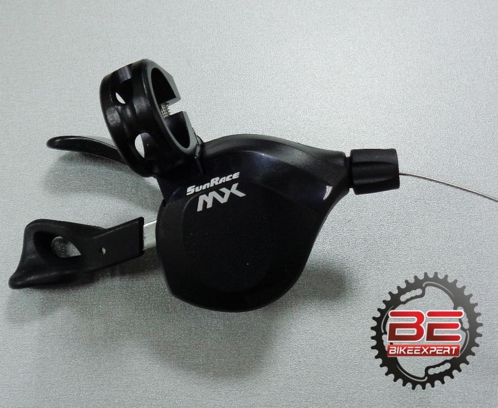 Манетка SunRace Dual Lever Trigger MX3N Right 11 скоростей