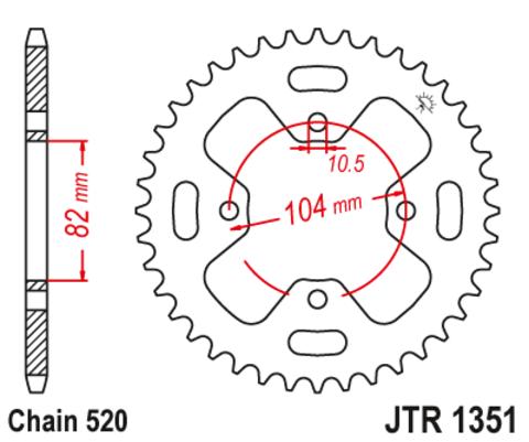 JTR1351