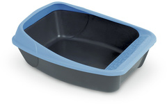 MPS туалет-лоток VIRGO 52х39х20h см с рамкой