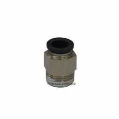 Соединитель быстросъемный с внешней резьбы 12 мм на кламп 0,5