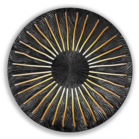 Панно INCIPIENT (black)