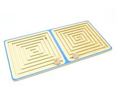 Комплект дидактических лабиринтов (малые), Монтессори-Питер