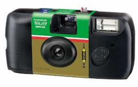Одноразовый фотоаппарат Fujifilm Simple Ace SP FL 27 SH