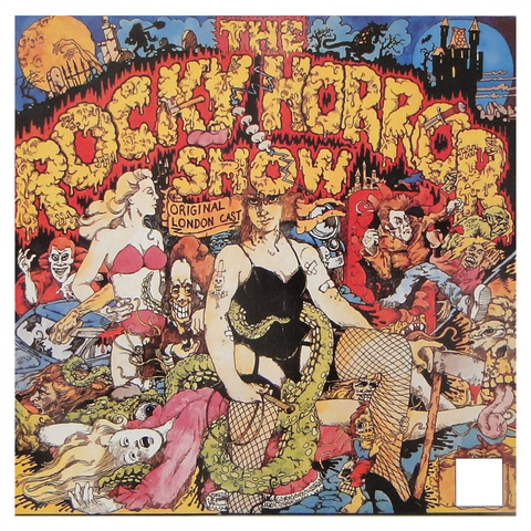 Виниловая пластинка. The Rocky Horror Show Original London Cast