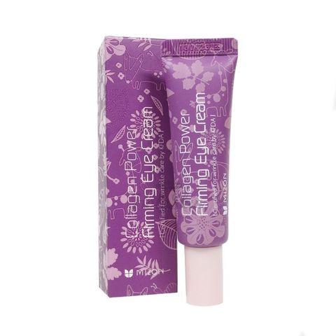 Mizon Collagen Power Firming Eye Cream (TUBE) 10ml коллагеновый крем для глаз с лифтинг эффектом