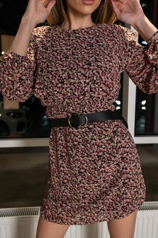 Платье короткое из шифона купить