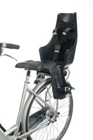 Картинка велокресло Bobike ONE maxi urban grey - 3