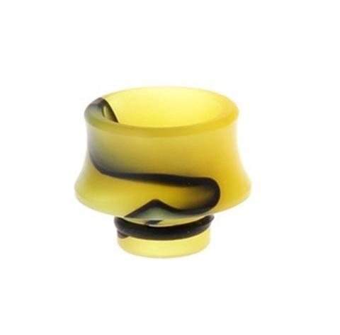 Drip-Tip Acrylic 510 13мм жёлтый