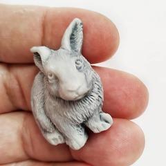 0575 Молд силиконовый Кролик