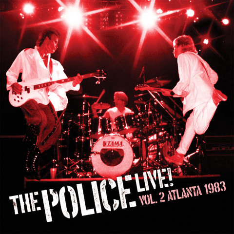 The Police / Live Vol.2 - Atlanta 1983 (Limited Edition)(Coloured Vinyl)(2LP)