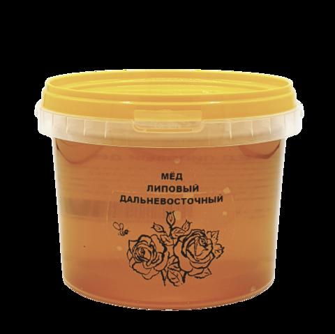 Мёд натуральный ЛИПОВЫЙ ДАЛЬНЕВОСТОЧНЫЙ, 1 кг