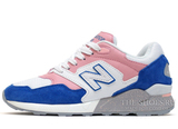 Кроссовки Женские New Balance 878 Blue Pink White