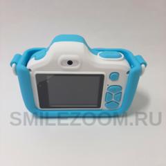 Фотоаппарат детский со вспышкой SmileZoom Слон 32 Мп с Wi-Fi
