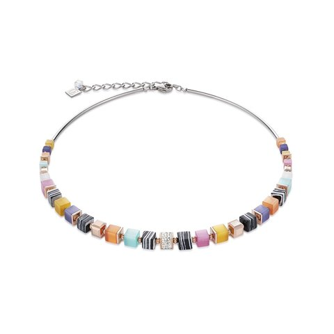 Колье Multicolour Couture 2 4963/10-1575