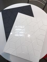 Прихожая на заказ (фасады геометрия)