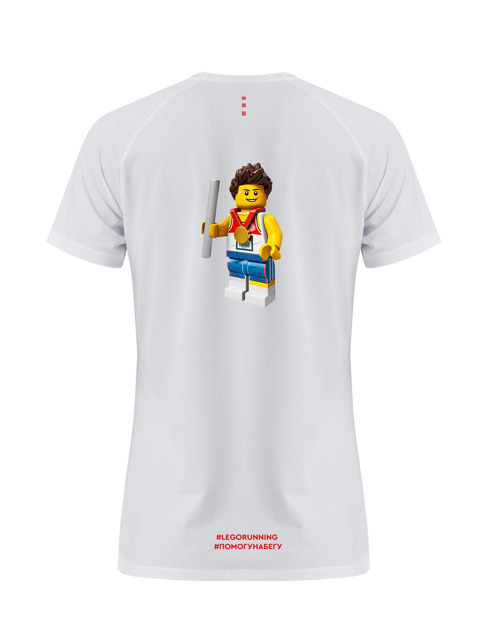 Нанесение логотипа Lego, шелкография