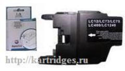 Картридж SuperFine SF-LC1240/LC1280bk