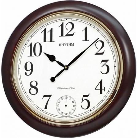 Настенные часы Rhythm CMH755NR06