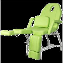 Педикюрное кресло МД-11 спинка с вырезом для лица и съемной подушкой-подголовником