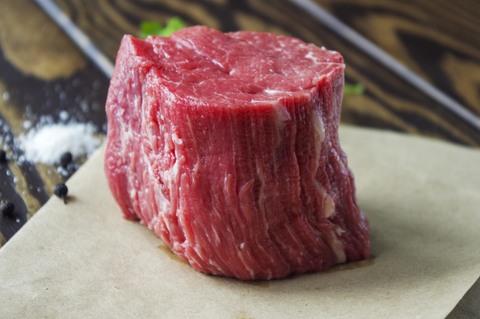 стейк из говядины филе миньон