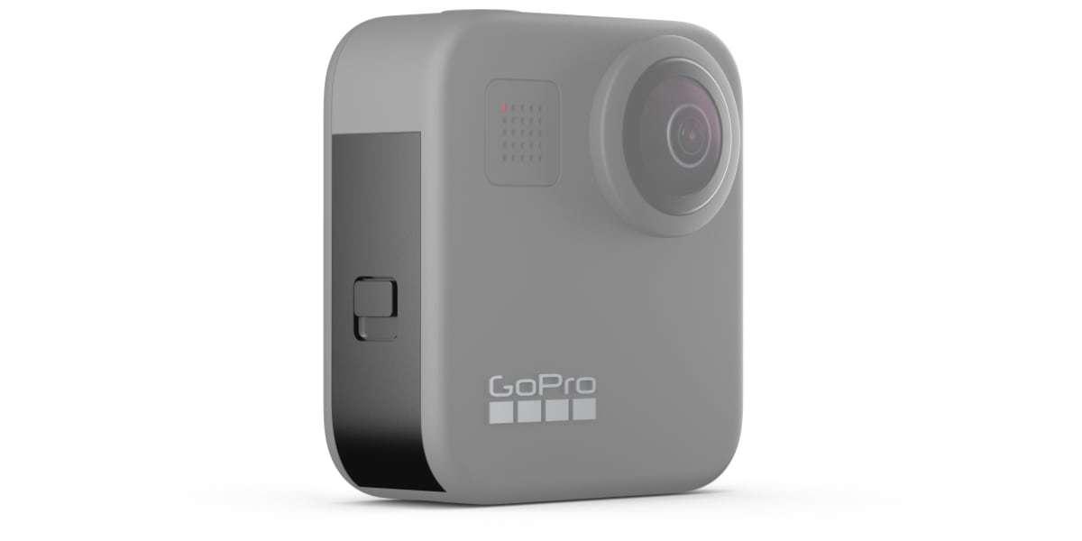 Запасная крышка для камеры GoPro MAX Replacement Door (ACIOD-001) на камере