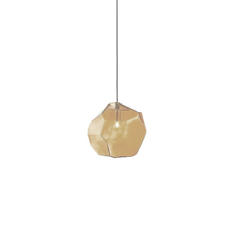 Подвесной светильник Ice Cube by Lasvit (бежевый)
