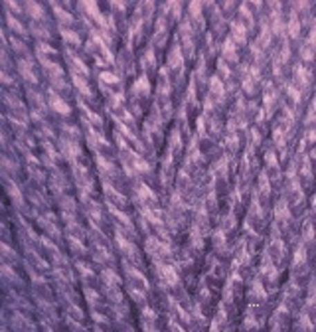 Пряжа Burkum Alize 206 Виолет, фото