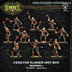 Venator Slingers Unit Box