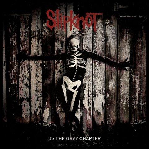 Виниловая пластинка. Slipknot – .5: The Gray Chapter