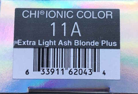 Крем-краска CHI Ионик 11 A 85 гр
