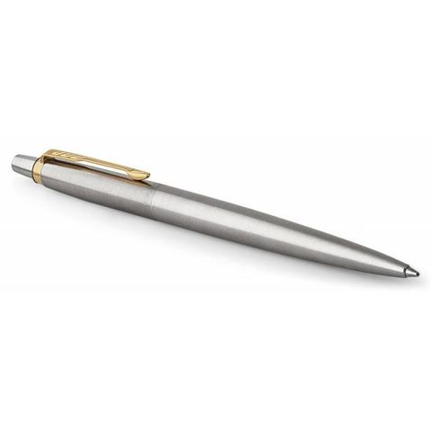 Шариковая ручка Parker Jotter Core K691 St Steel GT Mblue (1953182)