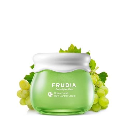 Frudia Себорегулирующий крем для лица с виноградом Green Grape Pore Control Cream, 55 г