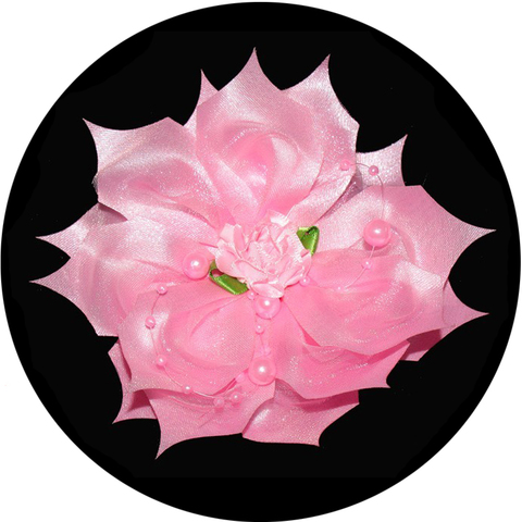 Бант Arco Carino (розовый)