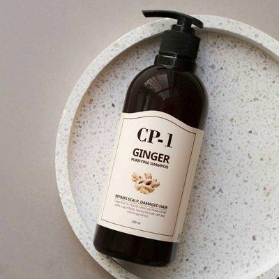Шампунь для волос имбирный Esthetic House Ginger Purifying Shampoo