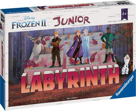 Oyun Game DISNEY FROZEN 2 LABYRINTH JUNIOR