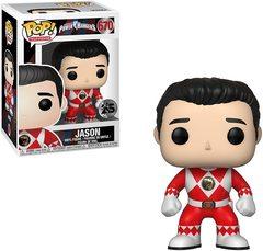 POP! Vinyl: Power Rangers: Red Ranger (no Helmet)