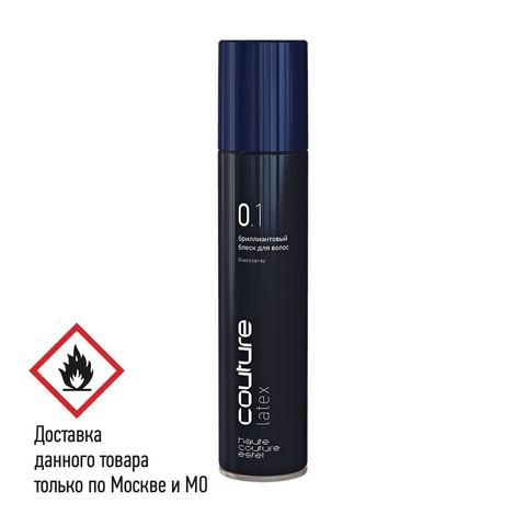 Бриллиантовый блеск для волос LATEX, 300 мл