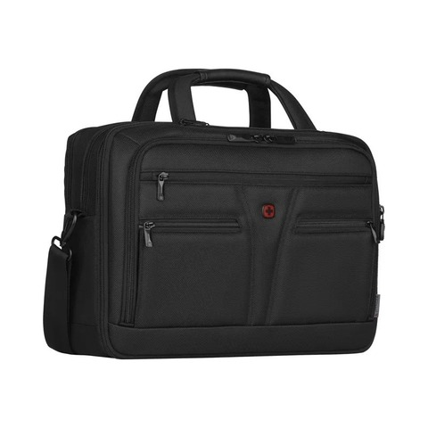 Портфель для ноутбука Wenger (606465) 14-16'', черный, 41x20x29 см, 18 л